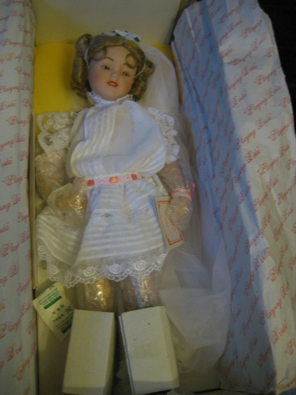 """""""Shirley Temple"""" Doll by The Hamilton Collection"""