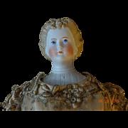 """Countess Dagmar""  Parian Doll"