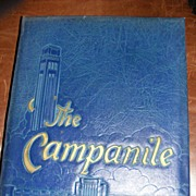 1939 Rice University Yearbook, Houston, Texas