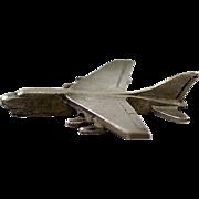 Very Vintage Rawcliffe B-52 Pewter Jet Miniature