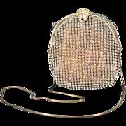 Vintage Delill Rhinestone Handbag