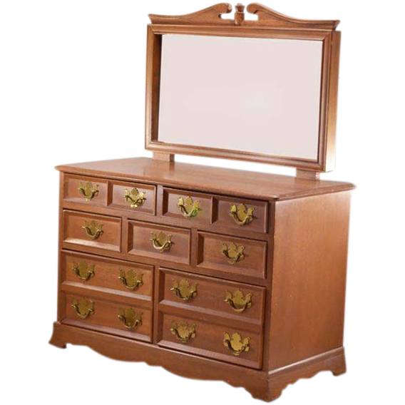 Adorable Vintage Mele Jewelry Box