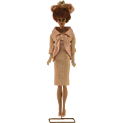 1961 Vintage Fashion Luncheon Titan Bubble Cut Barbie