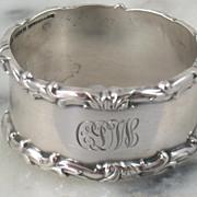 Tiffany Napkin Ring