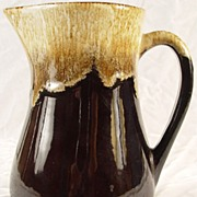 RRP Co. Pitcher (Robinson Ransbottom Pottery) - Drip Pattern