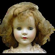 """16"""" Sweet Sue Walker Doll in Pink Taffeta Dress"""