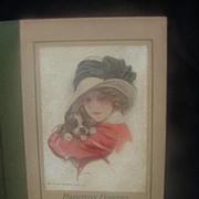 Harrison Fisher Book, American Girls in Miniature, 1912
