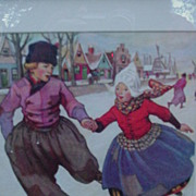 Hans Brinker & the Silver Skates Lithograph by Jessie Wilcox Smith