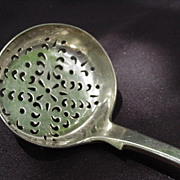 Mappin & Co. Silverplated Sugar Sifter