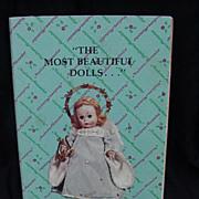 """Madame Alexander """"Little Dolls Vol. I"""" Reference Book, 1st Ed. 1976"""