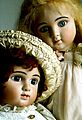 Fancy and Fine Antique Doll Accessories