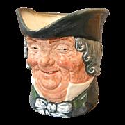 Royal Doulton Large Character Mug, Parson Brown