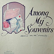 Among My Souvenirs – 1927