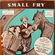 Small Fry – 1938