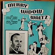 Merry Widow Waltz – 1935