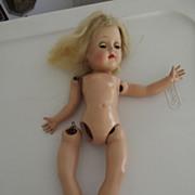 Blonde Toni Doll