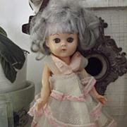Plastic Walker Doll