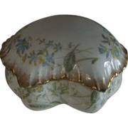 M. Redon Limoges France Covered Dish