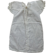 Simple cotton Baby Doll Dress