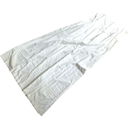 Victorian/Edwardian Nightgown