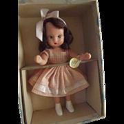 Nancy Ann Storybook Doll Big Sister Goes To Play