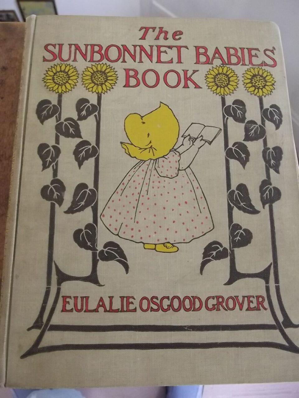 The Sunbonnet Babies Book