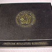Commemorative Medals of the American Revolution