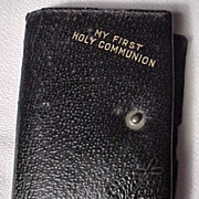 Small First Communion Book