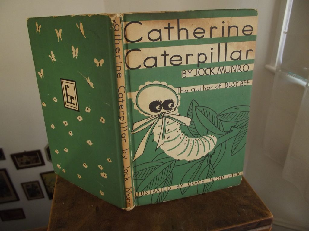 Catherine Caterpillar
