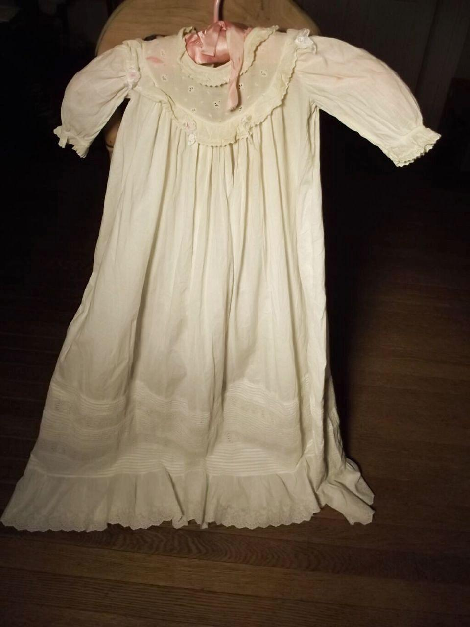 Long Baby Gown