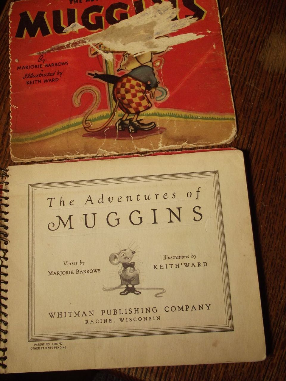 The Adventures of Muggins