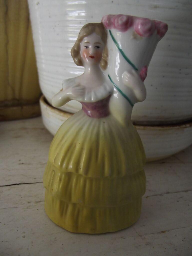 Tiny Lady Vase