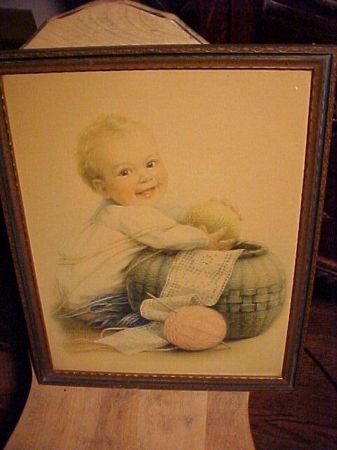 Anne Benson Muller Child Print