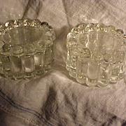 Art Deco Dresser Jars