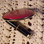 Lipstick With Attached Mirror