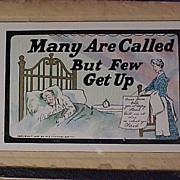 Vintage Small Comic Picture