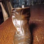 Bronze Shoe
