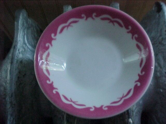 Four Old Cook's Restaurant Ware Bowls