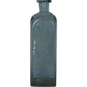 18th Century Continental Glass Decanter