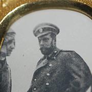 Photograph of Tsar Nicholas II Aboard the Imperial Yacht Standart