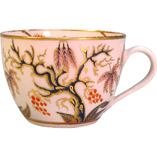 New Hall Porcelain Cup ca. 1810