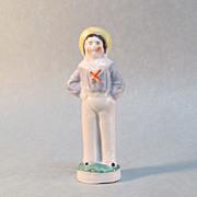 "Sailor ""Fairing"" Figurine"