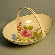 Wedgwood Basket form Dish ca. 1880