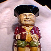 Wood & Sons England Large Toby Jug Number One