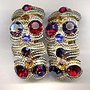 Jewels Of India Style Earrings