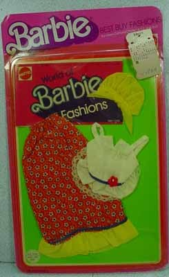 Mattel NRFC Barbie Best Buy Fashion from 1978 #2230.
