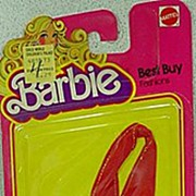 Mattel MOC Barbie Best Buy Fashion from 1980.