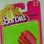 Mattel Barbie Best Buy Fashion, Never Removed From Package, 1980.