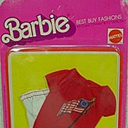 Mattel Barbie Best Buy Bicentennial Outfit from 1976, Mint in Original Packaging!