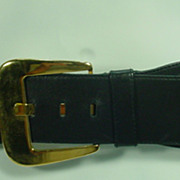 Fabulous Escada Belt Dating from the 1980's...